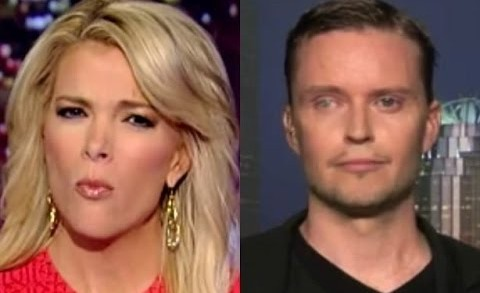 Fox News anchor Megyn Kelly is annoyed that this Satanist is intelligent