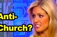 Fox News Attacks Google As Anti-Church?