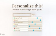 Google News – Search and personalize the world's news