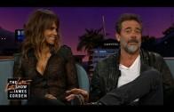 Halle Berry & Jeffrey Dean Morgan Talk Letterman, Selfies