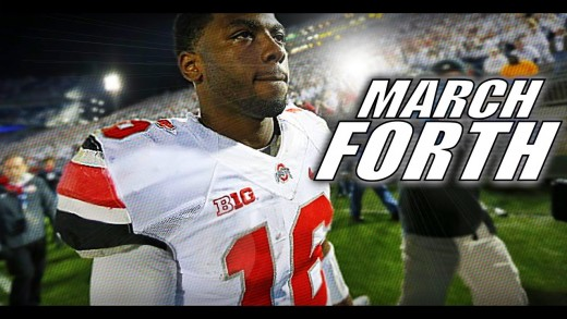 J.T.  Barrett Midseason Highlights 2014