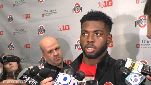 JT Barrett :: October 17th, 2015  – ELEVENWARRIORS.COM