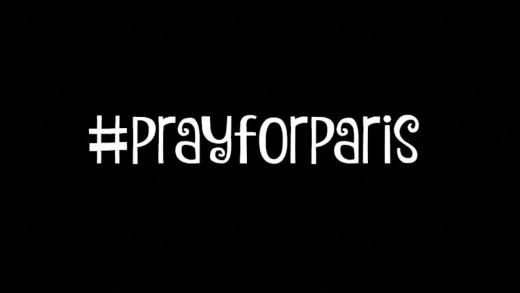 PRAY FOR PARIS | kobusjulia
