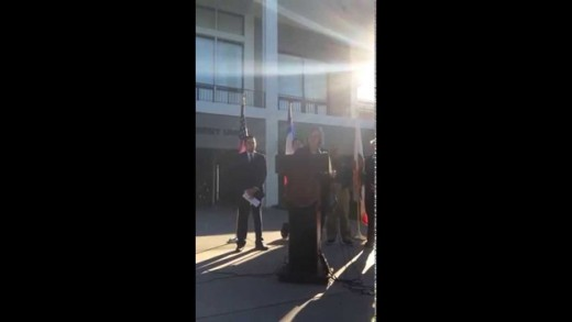 President Jane Close Conoley Addresses Press Regarding Death of Nohemi Gonzalez
