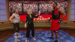 Ronda Rousey Flips Michael