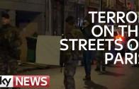 Terror On The Streets Of Paris