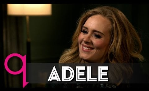 """Adele opens up about """"25"""" with Shad"""