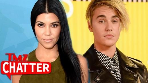 Kourtney Kardashian Denies Hooking Up with Bieber, But It's True