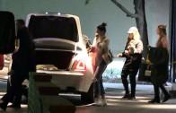 Kourtney Kardashian, Kylie Jenner, Lone Wolves on Friday Night