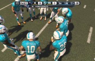 Madden NFL 16 – New England Patriots vs Miami Dolphins Gameplay (XboxONE HD) [1080p]