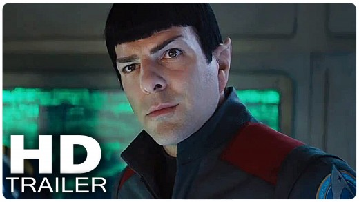 STAR TREK 3 Beyond Trailer 2016