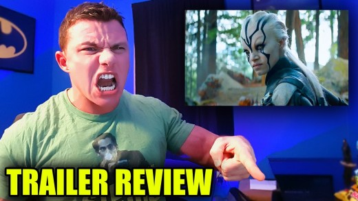 STAR TREK BEYOND (2016) Trailer Review
