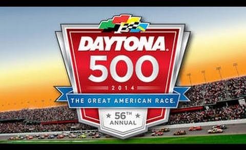 2014 Daytona 500 at Daytona International Speedway – NASCAR Sprint Cup Series [HD]