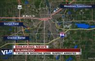 7 massacred in random shootings in Kalamazoo