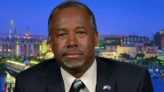 Ben Carson: My strong states are coming up