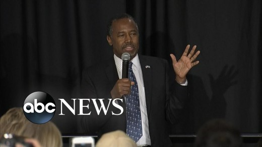 Ben Carson Tells Supporters: 'I'm Not Going Anywhere'