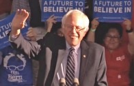 Bernie Sanders Caucus Night Speech From Nevada