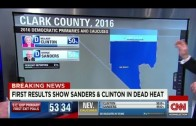 Breaking down the votes from Nevada's Dem caucus