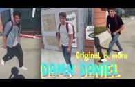 Damn Daniel Extended version & and parody – Damn Daniel wearing this white vans back at it again