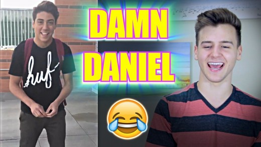 Damn Daniel Reaction