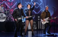 Demi Lovato & Fall Out Boy PerformÂ'Irresistible'