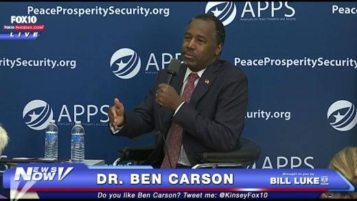 Dr. Ben Carson Campaign 2016 South Carolina