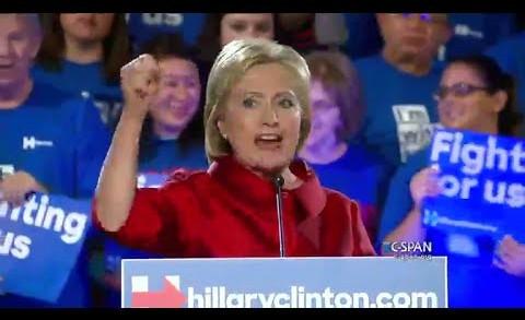Hillary Clinton Victory Speech, Nevada Caucus February 20, 2016, Las Vegas  [FULL]