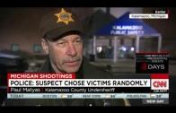 Kalamazoo Shooting Spree: Gunman Kills 7 People Across Michigan Area