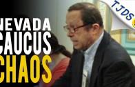 Las Vegas Caucus Ends Before Delegates Chosen, Chaos Erupts