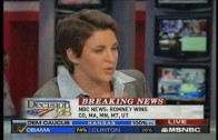 MSNBC Super Tuesday Coverage – Democratic Tie
