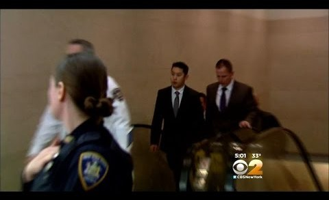 Peter Liang, NYPD Officer Charged In Death Of Akai Gurley, Pleads Not Guilty To Manslaughter