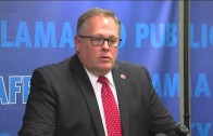 Press conference on deadly Kalamazoo shooting spree