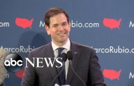 South Carolina Primary Results: Marco Rubio Thanks Supporters