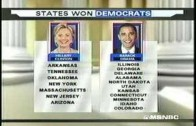Super Tuesday: Election 2008 Dashboard