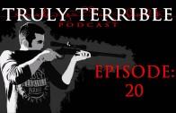 Truly Terrible Podcast Ep. 20 – Serial Killer Fantasies, Harper Lee Dead, Anti-Jewish Slurs